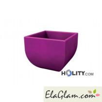 Vaso di design in polietilene h12710